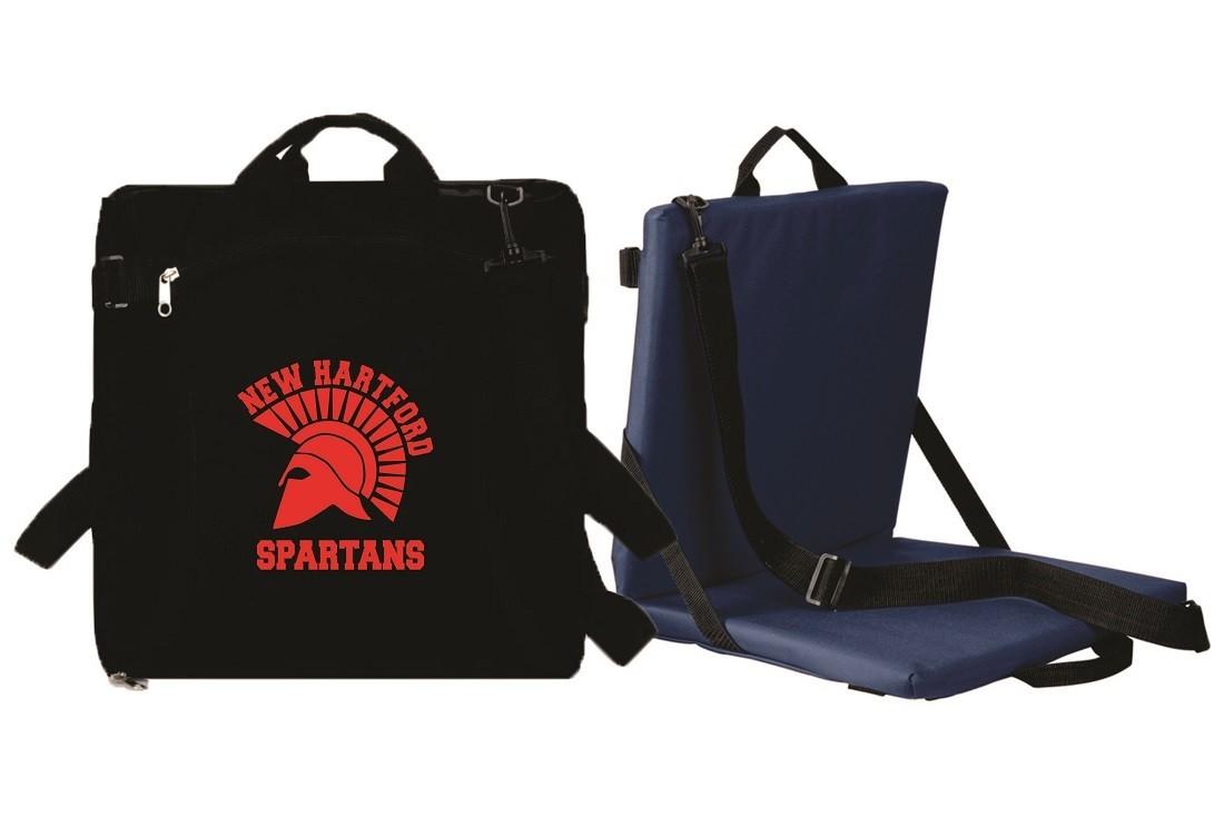 New Hartford Spartans Stadium Seat