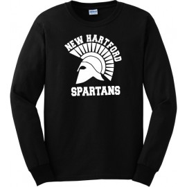 New Hartford Spartans Long Sleeve Tee