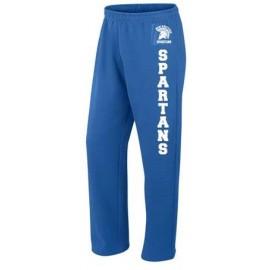 New Hartford Spartans Open Bottom Sweatpants