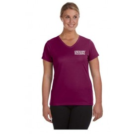 Redskins Ladies  V Neck Tees