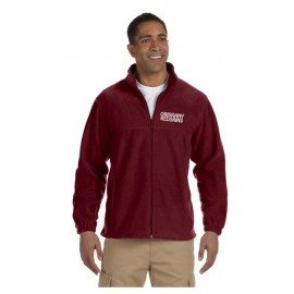 Redskins Embroidered Full Zip Fleece Jackets
