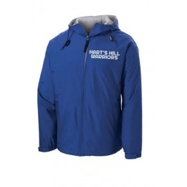 Hart's Hill Embroidered Port Authority Team Jacket