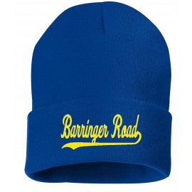 Barringer Road Beanie