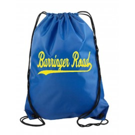 Barringer Road Drawstring Backpack