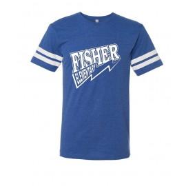 Fisher Elementary Lightning Two Stripe Jersey