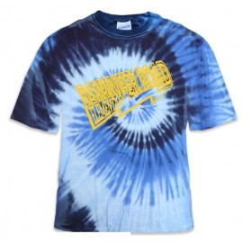 Barringer Road Lighting Tye Dye Tee