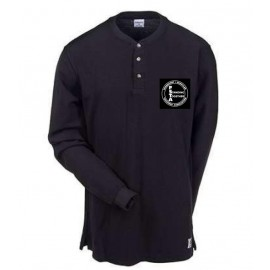 Next Level Tri-Blend Long Sleeve Henley