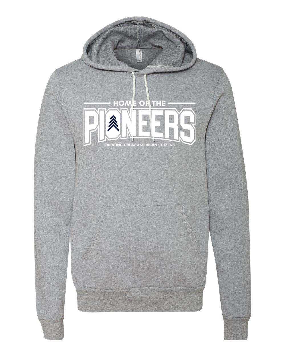 Pioneers Moisture-Wicking Pullover Hoodies