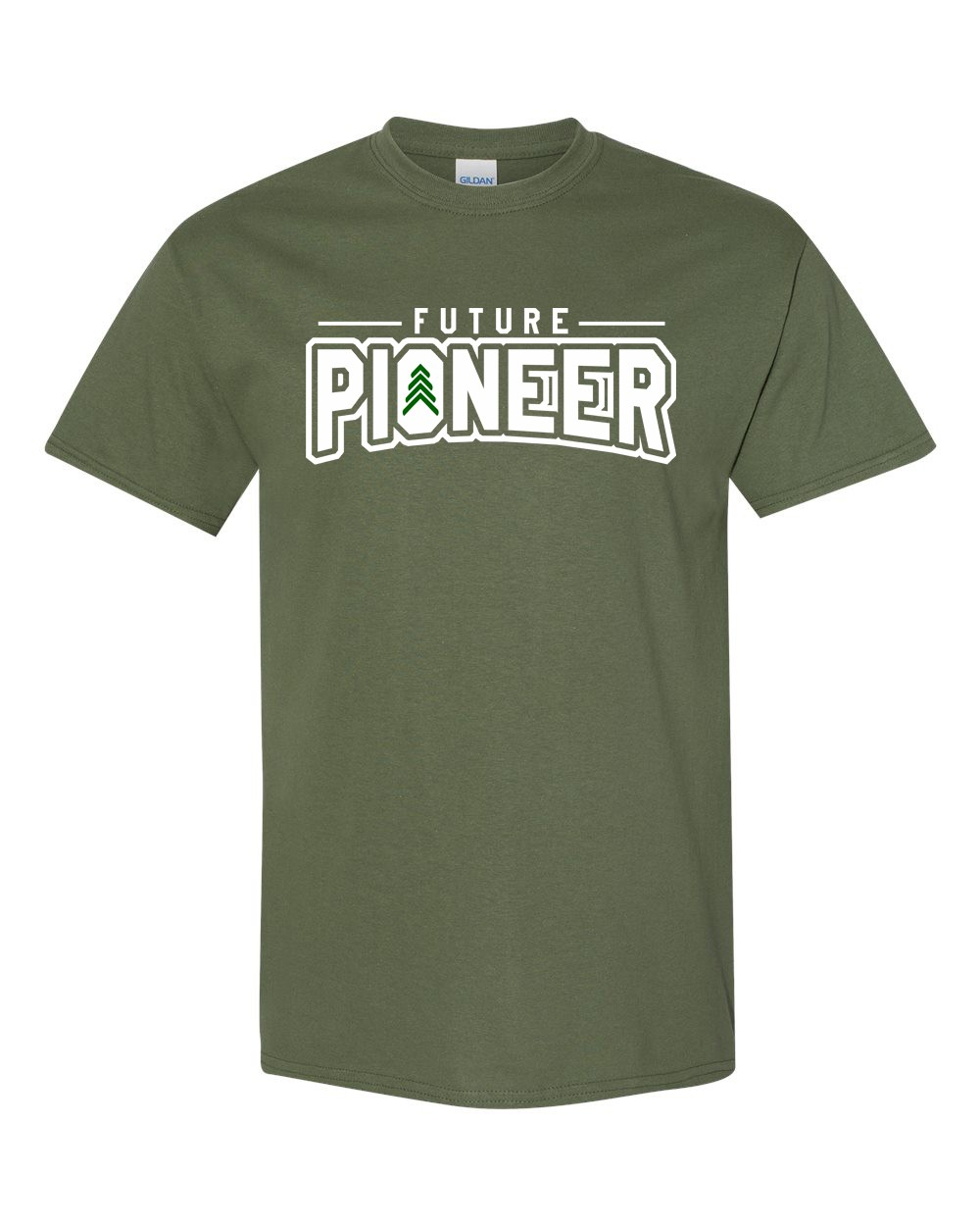 Future Pioneer 100% Cotton Toddler Tees