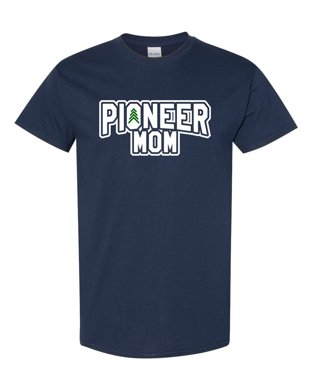 Pioneer Mom 100% Pre-Shrunk Cotton Tees
