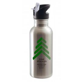 Pine Springs 14oz Stainless Steel Water Bottle