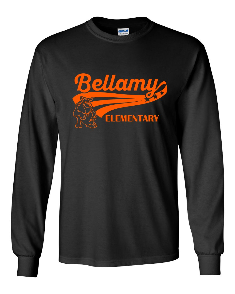 Bellamy Bulldog Long Sleeve Tee