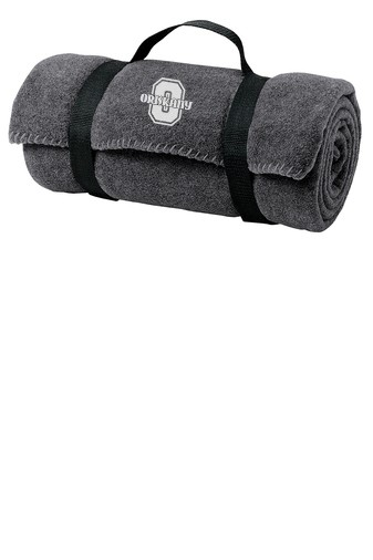 Port Authority® -  Fleece Blanket with Strap