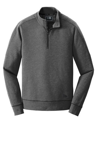 New Era Tri Blend Fleece 1/4 Zip Pullover