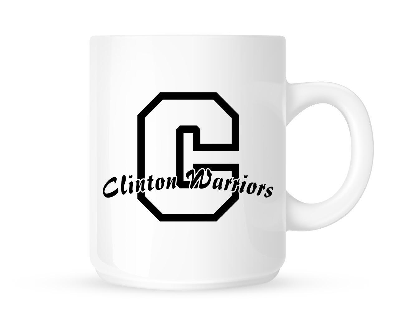 11oz White Ceramic Coffee Mug