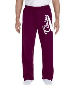 Gildan Open Bottom Sweatpants