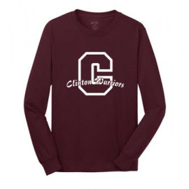 Port & Company Long Sleeve Cotton Tee