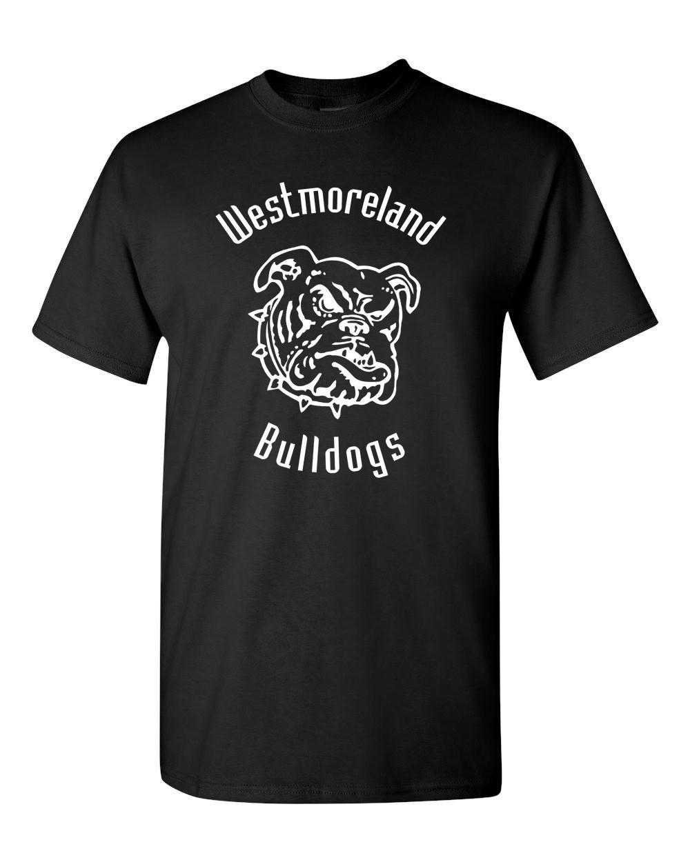 Gildan Westmoreland Bulldog Tees