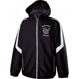 Holloway Charger Jacket - Westmoreland Bulldog Logo