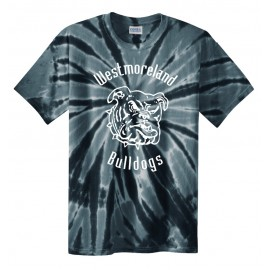 Port & Company Westmoreland Bulldog  Tye Dye Tees $22.00
