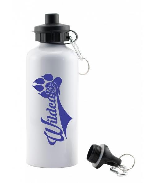 ODY White Aluminum Water Bottle