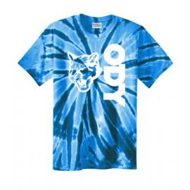 Port & Company® - Tie-Dye Tee Vertical Logo