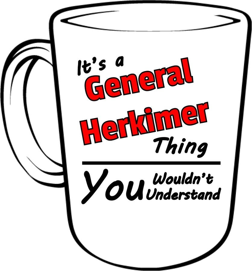 It's A General Herkimer Thing Coffee Mugs