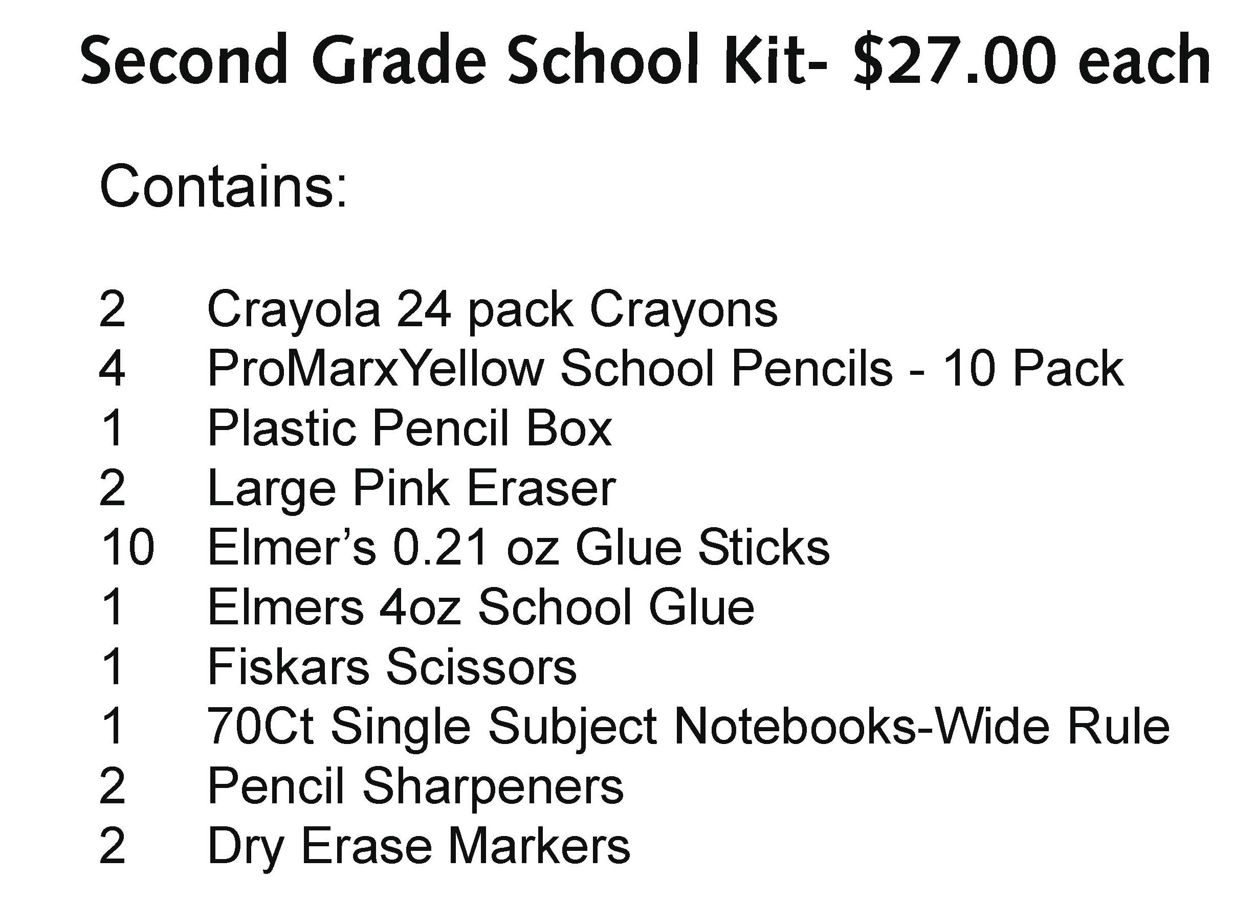 General Herkimer 2nd Grade Kit