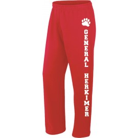 General Herkimer Open Bottom Sweatpants