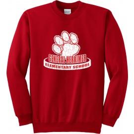 General Herkimer Faded Logo Sweatshirt