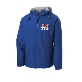 "Port Authority® Team Jacket - ""M"" Logo"