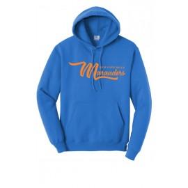 Port & Company® - Core Fleece Pullover Hooded Sweatshirt - Marauders Logo