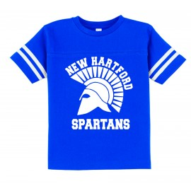 New Hartford Spartans Two Stripe Jerseys