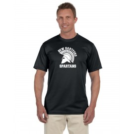 New Hartford Spartans Men's Dry Fit Tees