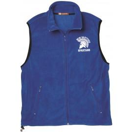 New Hartford Spartans Fleece Vest