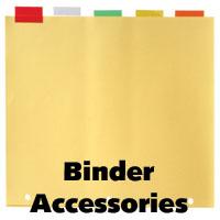 binder accessories