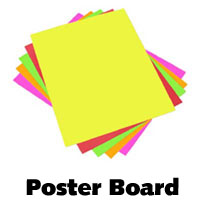 poster board