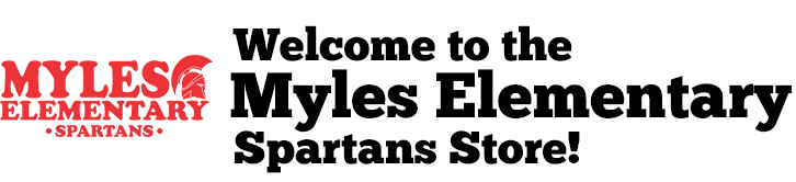 Myles Elementary Spartans Store