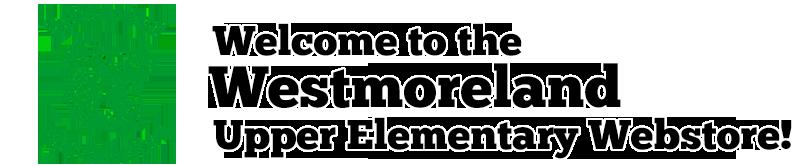 Westmoreland Upper Elementary Webstore