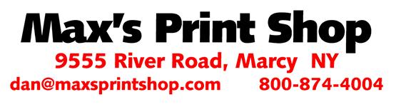 Max's Print Shop