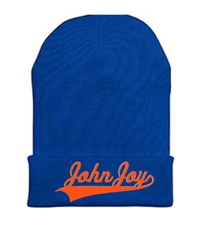 John Joy Embroidered Beanie