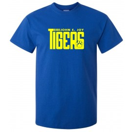 John Joy Tigers 100% Cotton T-Shirts