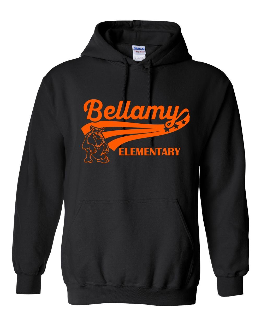 Bellamy Bulldog Pullover Hoodie