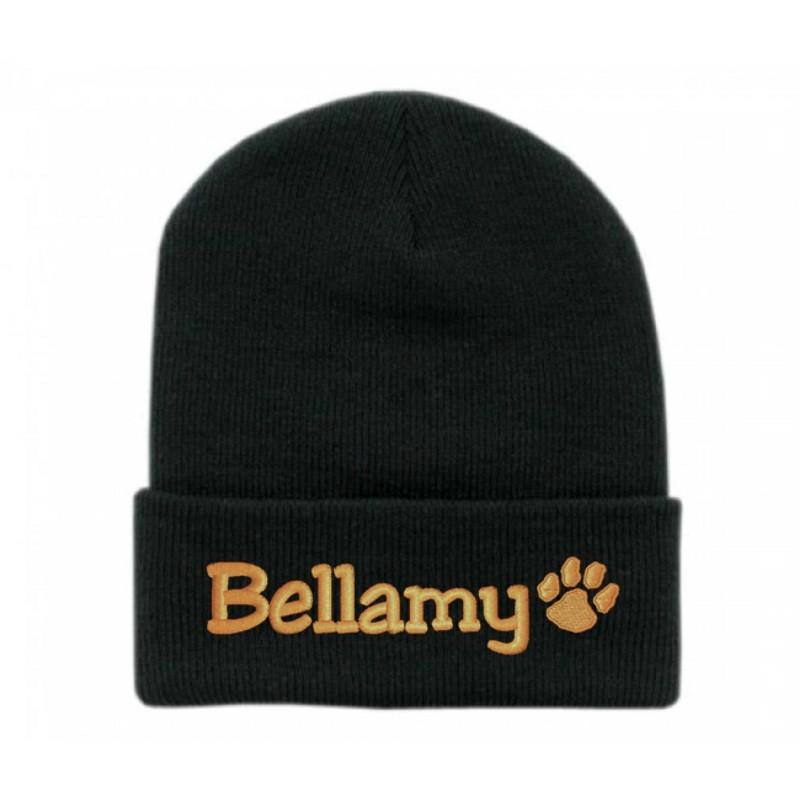 Bellamy Paw Print Beanie