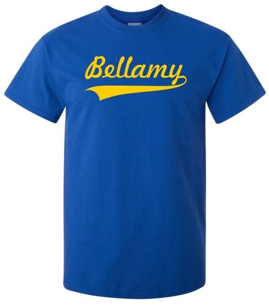 Bellamy Swoosh T-Shirt