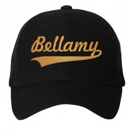 Bellamy Swoosh 5 Panel Cap