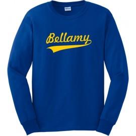Bellamy Long Sleeve Swoosh T-Shirts