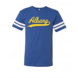 Albany Swoosh Two Stripe Jerseys