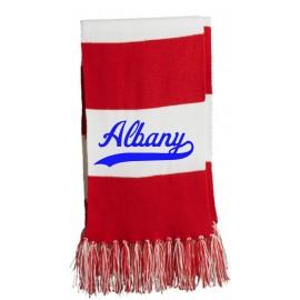 Albany Swoosh Sport Tek Spectator Scarf