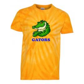Albany Gator Guy Tye Dye T-Shirt